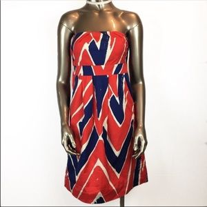 WE LOVE VERA Anthropologie Dauntless Dress Sz 2